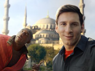 Pitting Messi against Kobe
