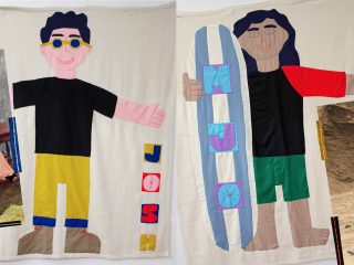 Covid Comfort Blankets: A creative solution to bring separated loved ones together